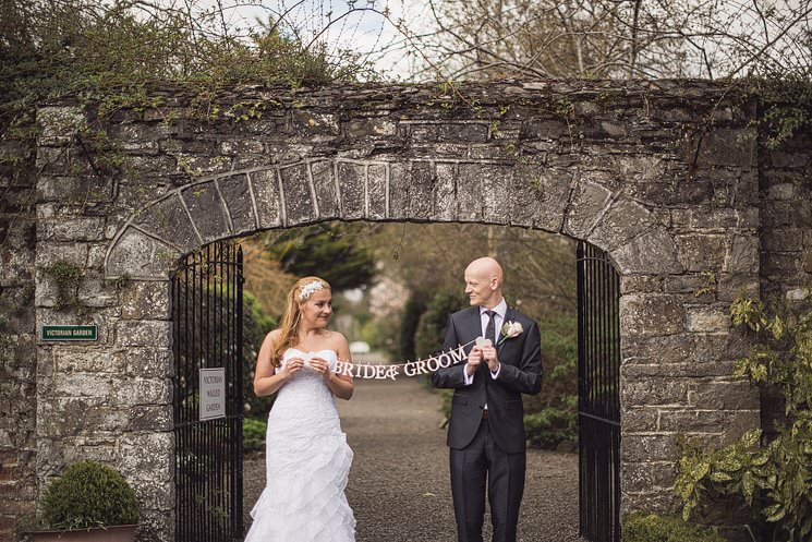 Leixlip manor gardens | wedding portraits |  6