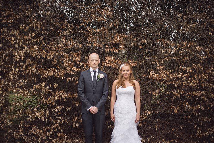 Leixlip manor gardens | wedding portraits |  7