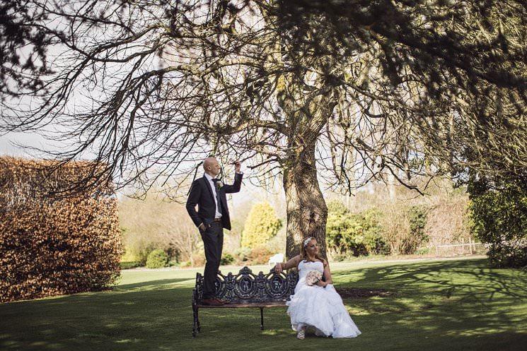 Leixlip manor gardens | wedding portraits |  12