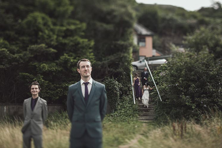 S+P | Barnabrow House | outdoor wedding ceremony | Cork humanist wedding 25