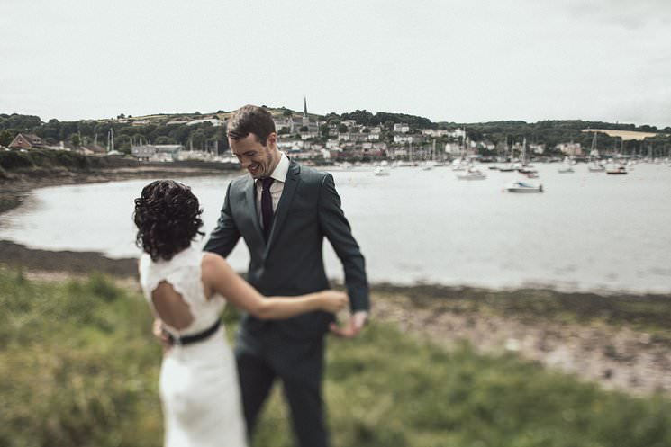 S+P | Barnabrow House | outdoor wedding ceremony | Cork humanist wedding 30