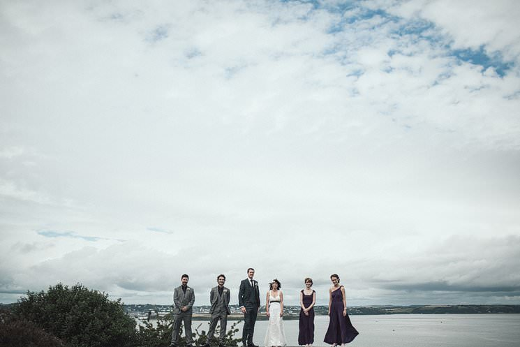 S+P | Barnabrow House | outdoor wedding ceremony | Cork humanist wedding 34