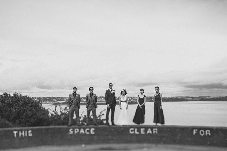 S+P | Barnabrow House | outdoor wedding ceremony | Cork humanist wedding 35