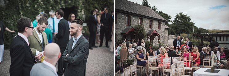 S+P | Barnabrow House | outdoor wedding ceremony | Cork humanist wedding 57