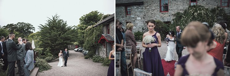 S+P | Barnabrow House | outdoor wedding ceremony | Cork humanist wedding 58