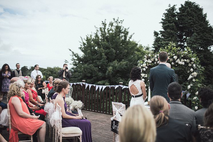 S+P | Barnabrow House | outdoor wedding ceremony | Cork humanist wedding 63