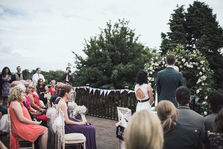 S+P | Barnabrow House | outdoor wedding ceremony | Cork humanist wedding 63