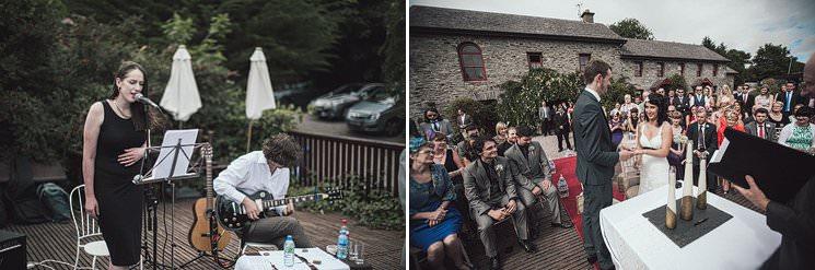 S+P | Barnabrow House | outdoor wedding ceremony | Cork humanist wedding 64