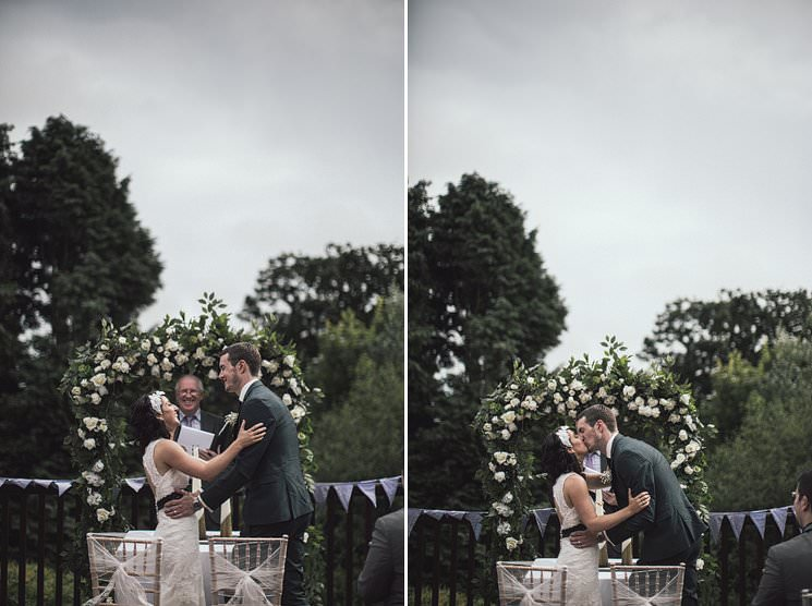 ireland top wedding photographer - outdoor weddings