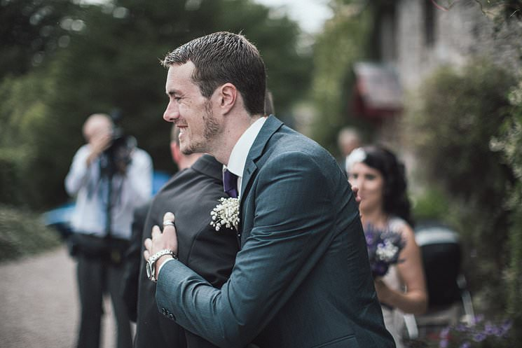 S+P | Barnabrow House | outdoor wedding ceremony | Cork humanist wedding 67