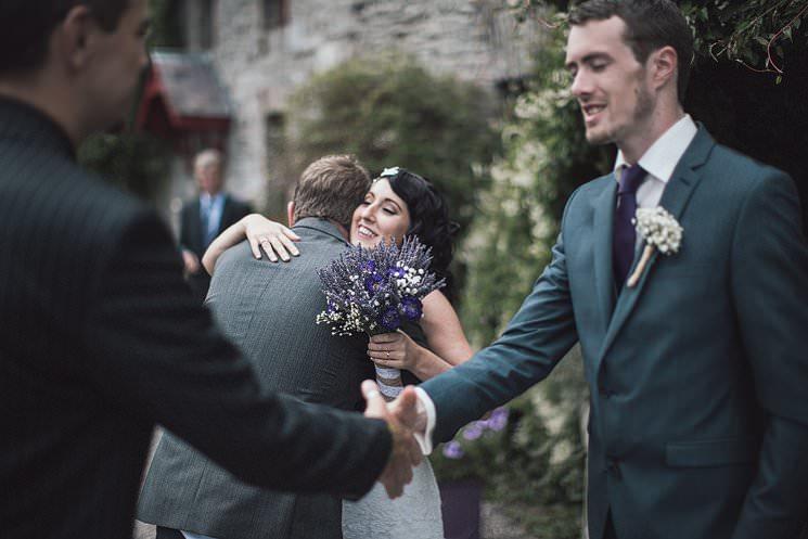 S+P | Barnabrow House | outdoor wedding ceremony | Cork humanist wedding 68