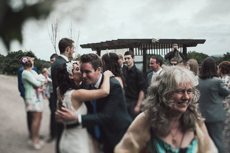 S+P | Barnabrow House | outdoor wedding ceremony | Cork humanist wedding 69