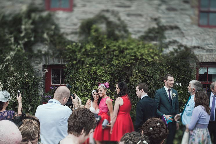 S+P | Barnabrow House | outdoor wedding ceremony | Cork humanist wedding 70