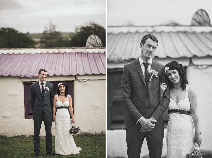 S+P | Barnabrow House | outdoor wedding ceremony | Cork humanist wedding 86