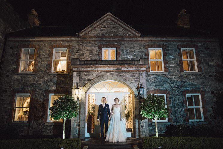 ballymagarvey village wedding civil ceremony - wedding dress cymbeline - the galice 0099