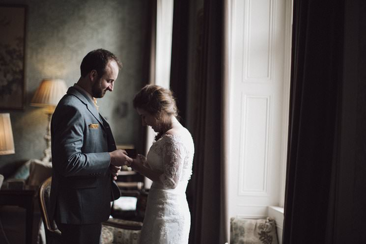 DESTINATION wedding photographer ireland - american in ballyvolane house cork wedding 0043