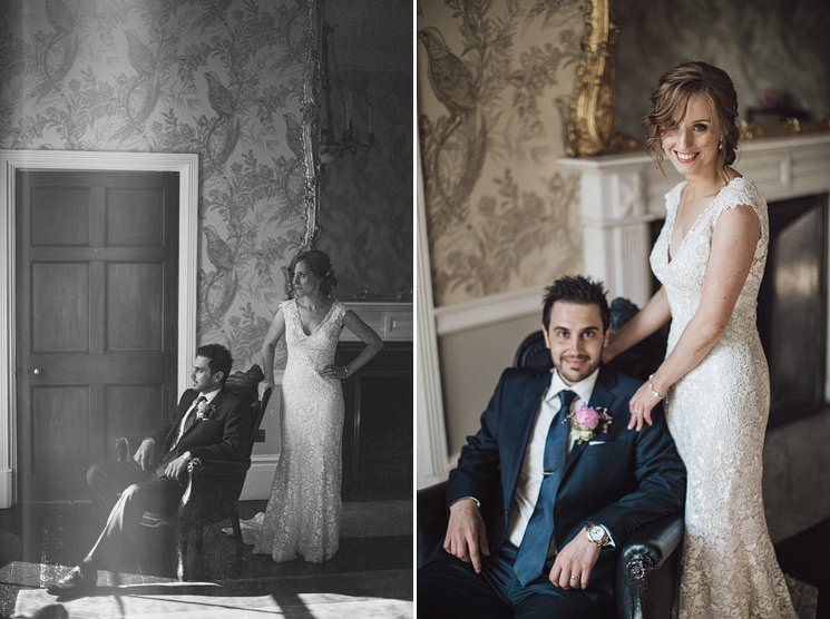 Farnham estate luxury wedding - ireland art wedding photographer 0020