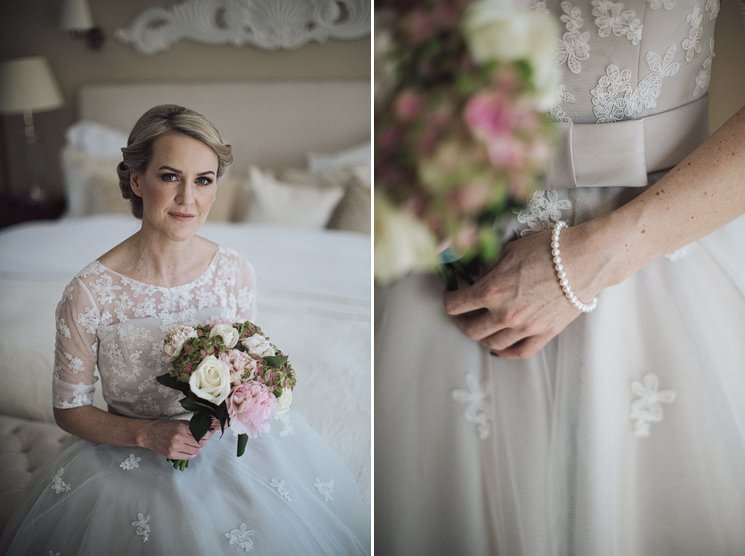 bebenca weddings - tankardstown wedding photographer - top irish modern venue -vintage dress 0033