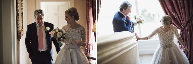 bebenca weddings - tankardstown wedding photographer - top irish modern venue -vintage dress 0038