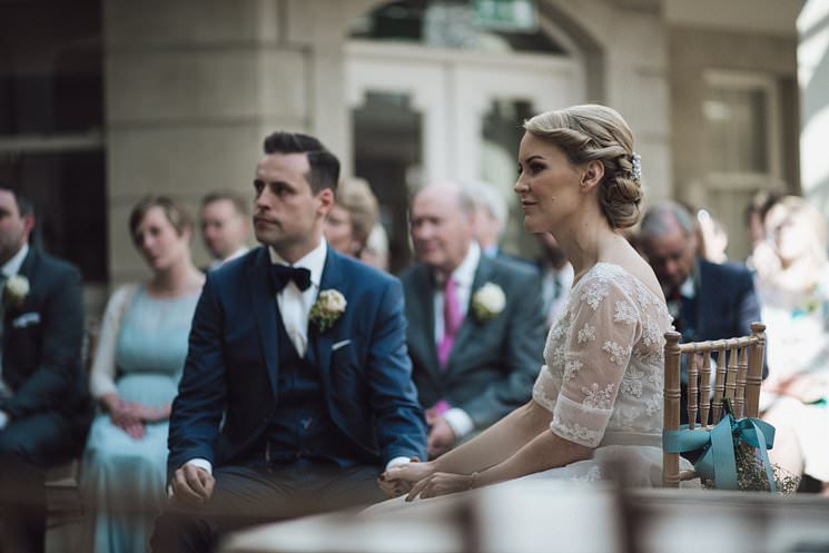 bebenca weddings - tankardstown wedding photographer - top irish modern venue -vintage dress 0045
