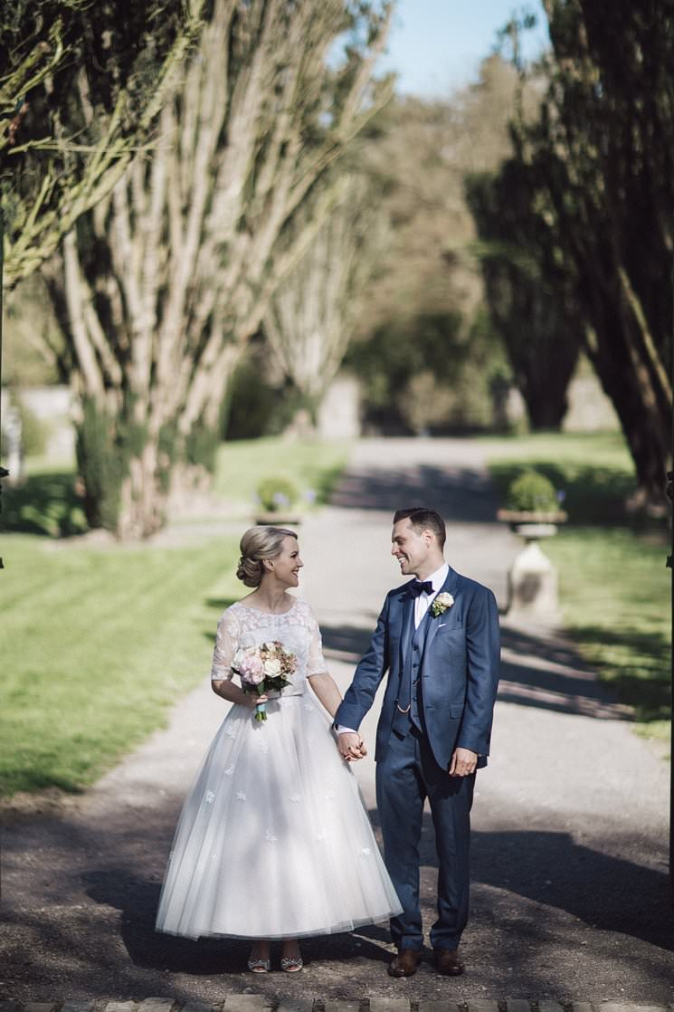 bebenca weddings - tankardstown wedding photographer - top irish modern venue -vintage dress 0060