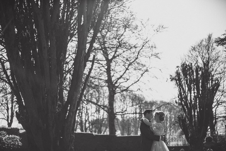 bebenca weddings - tankardstown wedding photographer - top irish modern venue -vintage dress 0067