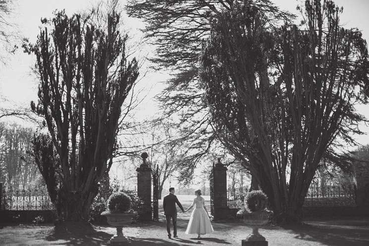 bebenca weddings - tankardstown wedding photographer - top irish modern venue -vintage dress 0068