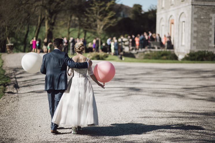 bebenca weddings - tankardstown wedding photographer - top irish modern venue -vintage dress 0085