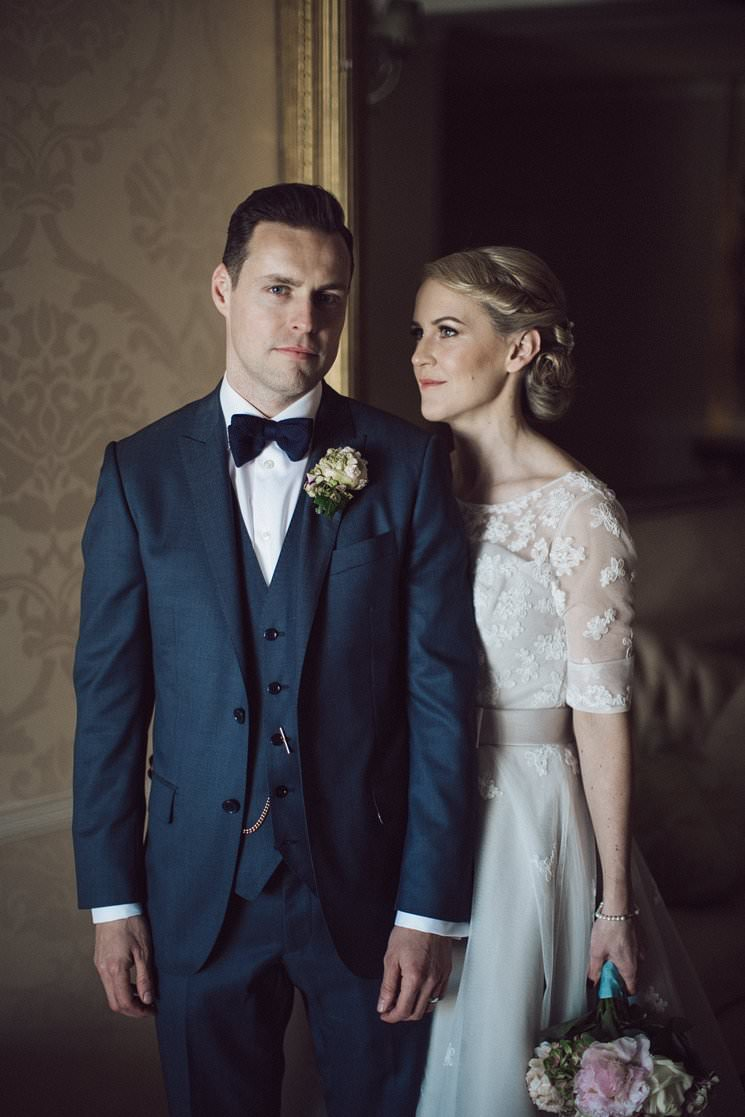 bebenca weddings - tankardstown wedding photographer - top irish modern venue -vintage dress 0087