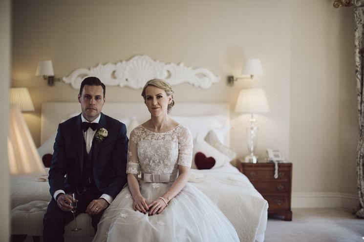 Tankardstown House wedding ceremony | Irish wedding photography 12