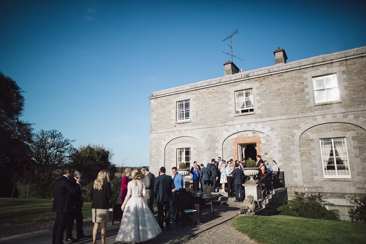 bebenca weddings - tankardstown wedding photographer - top irish modern venue -vintage dress 0103