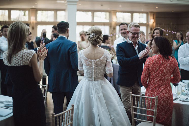 bebenca weddings - tankardstown wedding photographer - top irish modern venue -vintage dress 0109