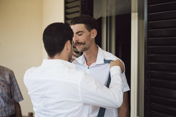 Irish destination wedding in Italy - Italian english wedding photographer - naples wedding 0020
