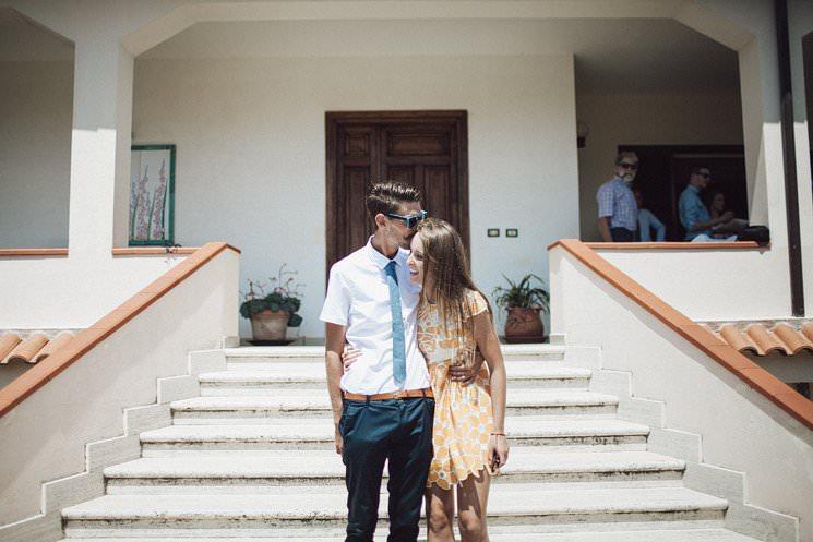 Irish destination wedding in Italy - Italian english wedding photographer - naples wedding 0027