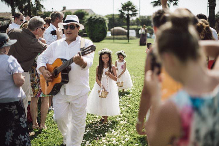 Irish destination wedding in Italy Italian english wedding photographer