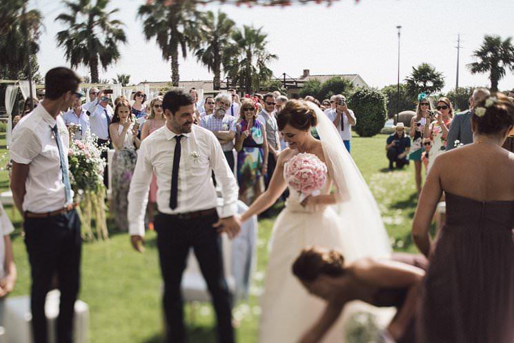 Irish destination wedding in Italy - Italian english wedding photographer - naples wedding 0055