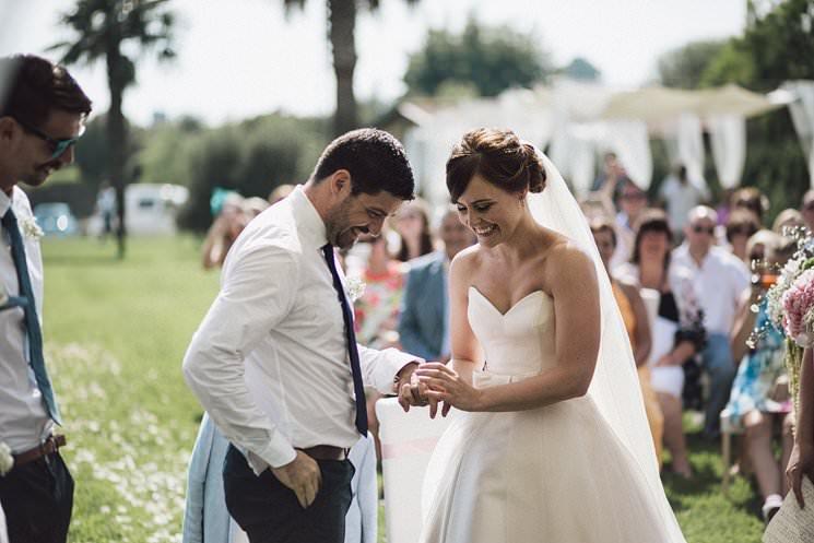 Irish destination wedding in Italy - Italian english wedding photographer - naples wedding 0059