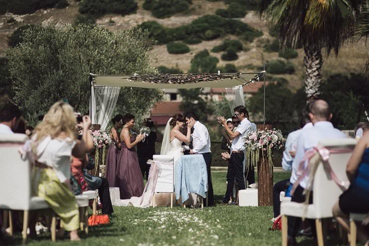 Irish destination wedding in Italy - Italian english wedding photographer - naples wedding 0067