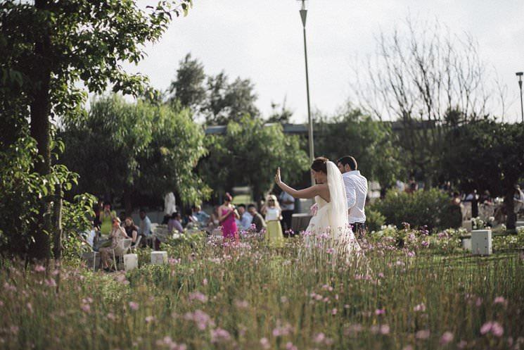 Irish destination wedding in Italy - Italian english wedding photographer - naples wedding 0116