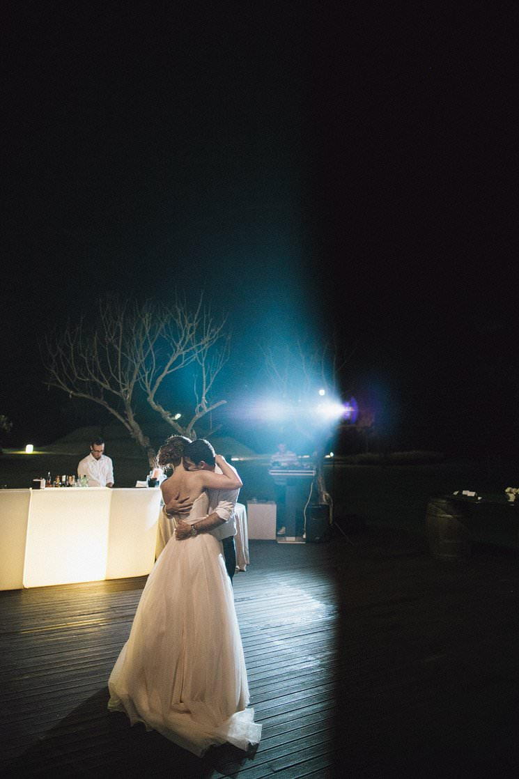 italian first wedding dance