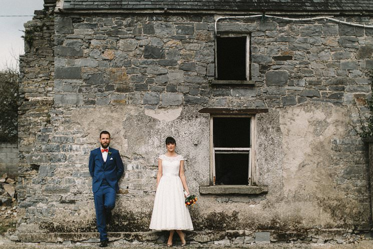 P+M | Set theatre wedding | Kilkenny | Ireland wedding 16