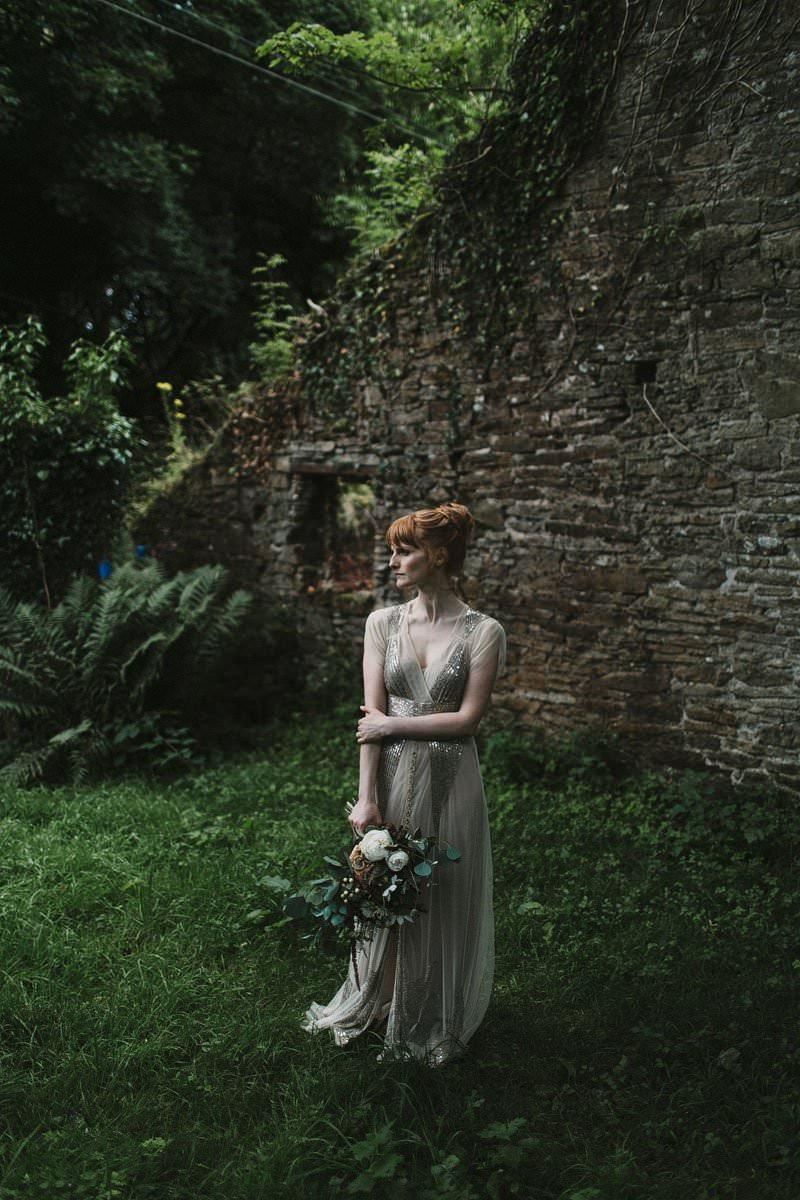 bridal portrait dublin