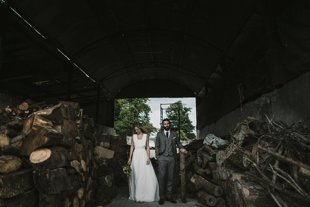 Cloughjordan house wedding - J&L 2