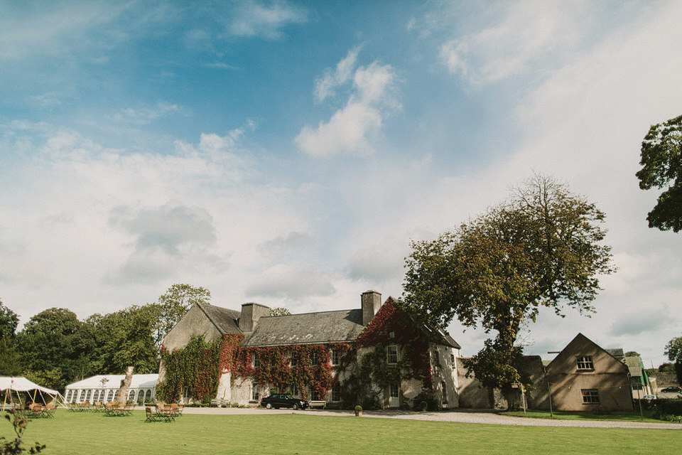 Cloughjordan house wedding - J&L 1
