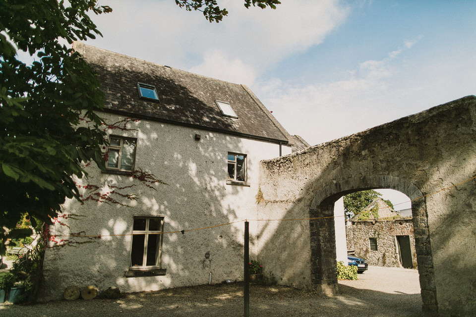 Cloughjordan house wedding - J&L 5