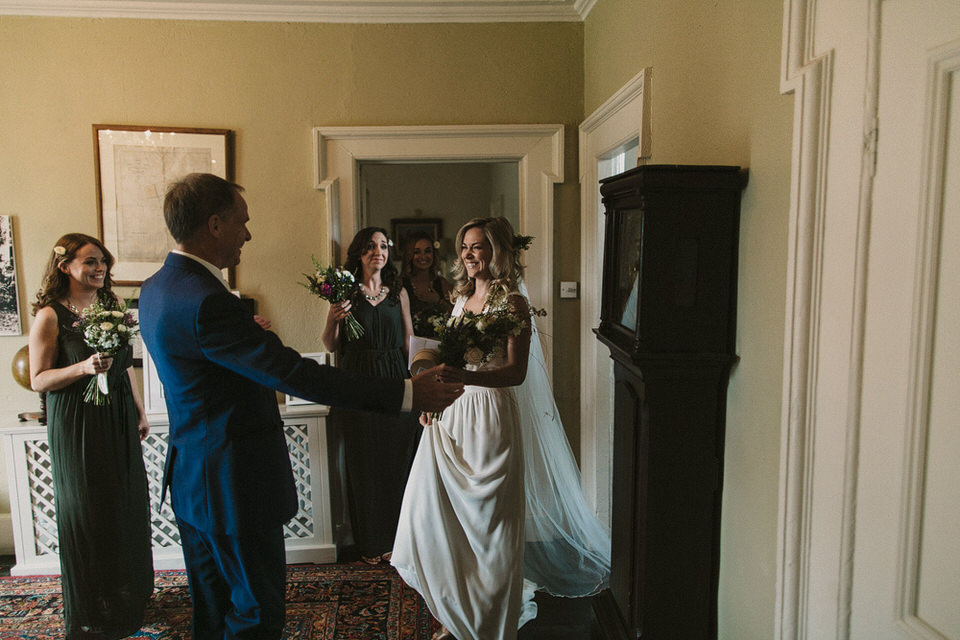 Cloughjordan house wedding - J&L 78