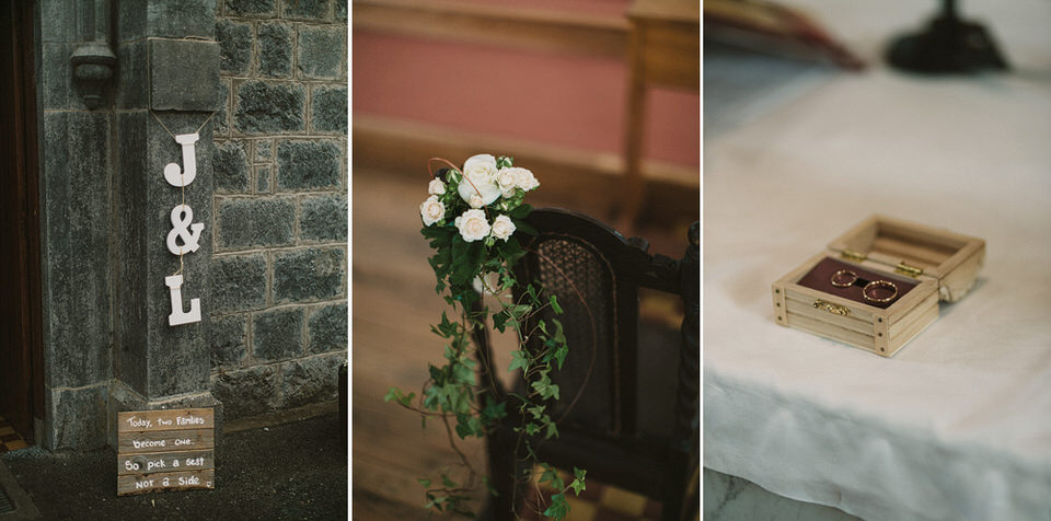 Cloughjordan house wedding - J&L 87