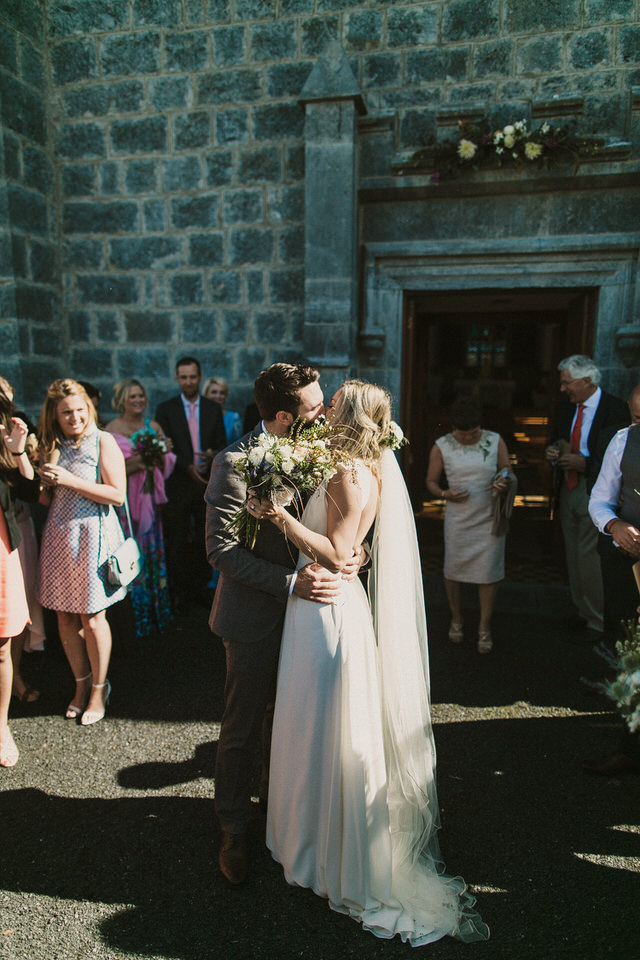 Cloughjordan house wedding - J&L 128