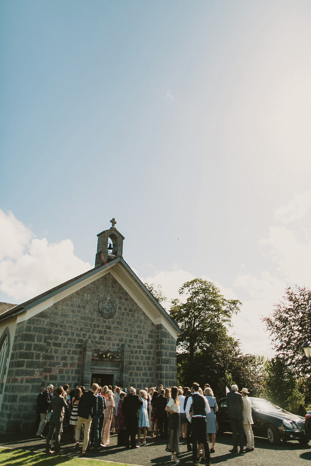 Cloughjordan house wedding - J&L 129