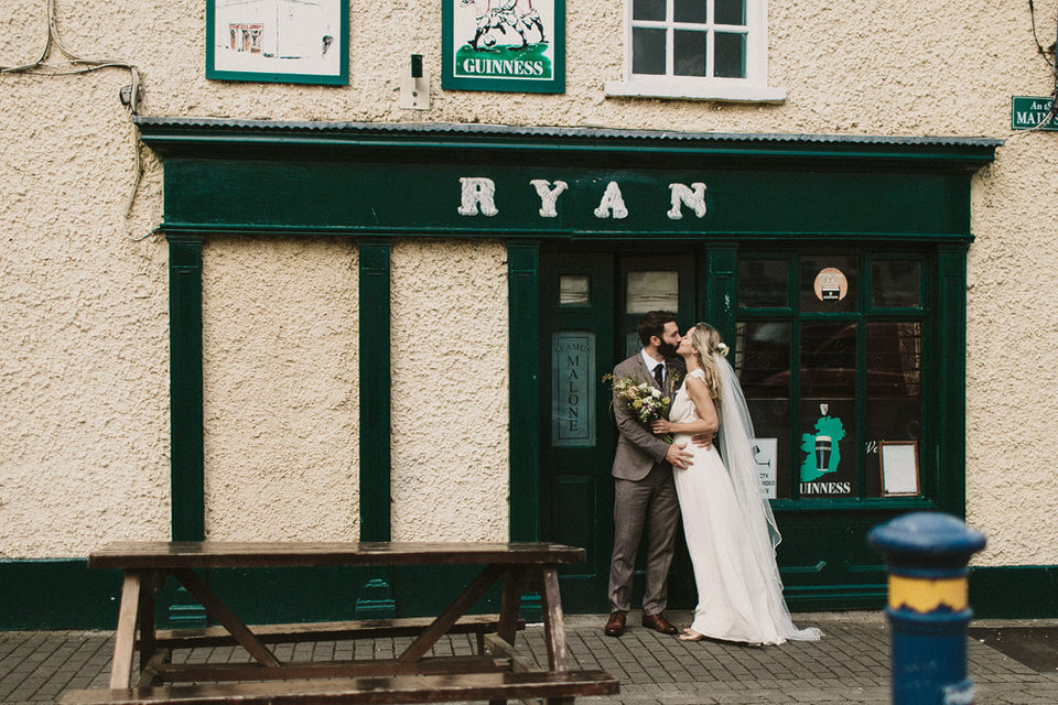 Cloughjordan house wedding - J&L 131